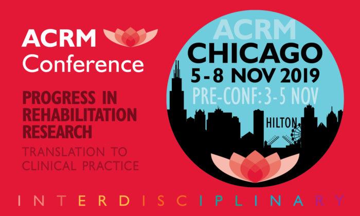 Prof. Negrini at ACRM in Chicago