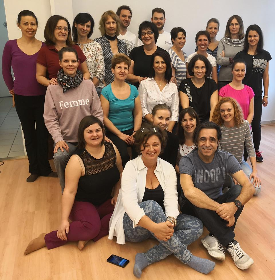 SEAS (Scientific Exercises Approach to Scoliosis) training: participants' feedback
